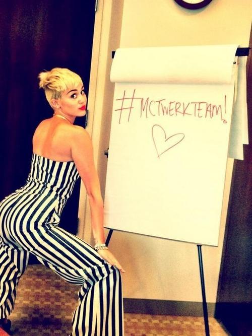 MileyTwerk