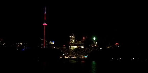 Peace, Toronto.