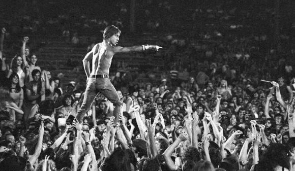 Iggy Pop, Cincinnati 1970