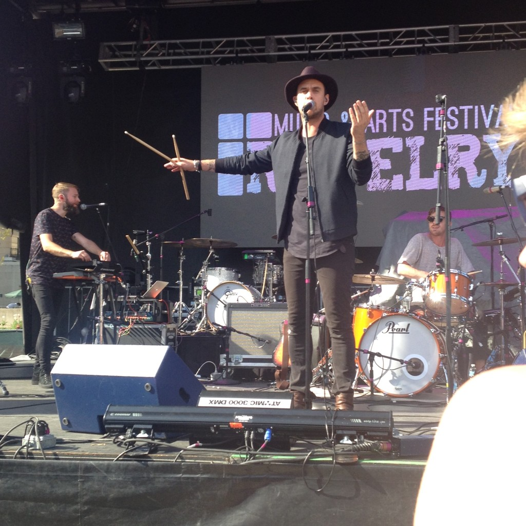 Until the Ribbon Breaks at Revelry Music and Arts Festival